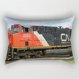 Canadian National Railway Rectangular Pillow