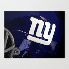 Go Giants!  Canvas Print