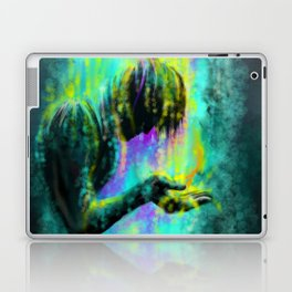 The oil from heaven Laptop & iPad Skin