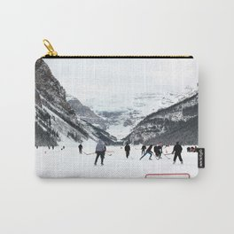 Winter in Lake Louise Carry-All Pouch