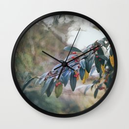 Carols. Wall Clock