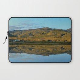 Mirror of Snaefellsnes Laptop Sleeve