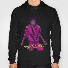 THRILLER - Leather jacket Version Hoody