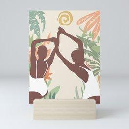 Happy Mini Art Print