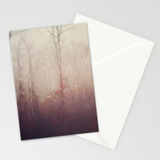 Winter Haze Stationery Cards