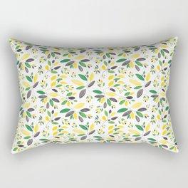 Floral Trellis Rectangular Pillow