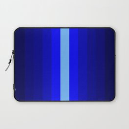 Symmetric Strips H Laptop Sleeve