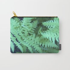 Midnight Ferns Carry-All Pouch