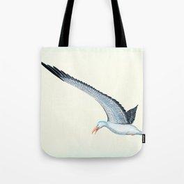Toaroa in flight Tote Bag
