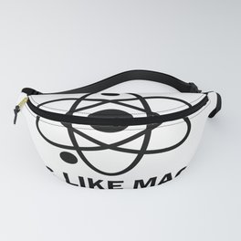 Science Research Chemistry magic fun gift Fanny Pack