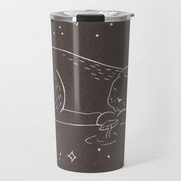Space Bunny Travel Mug