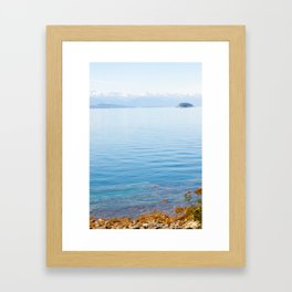 Tranquil Waters Framed Art Print