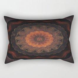 Round and Round and Around We Go Rectangular Pillow