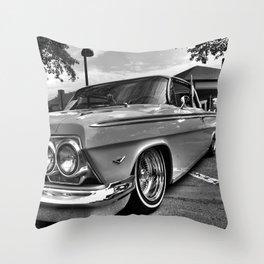Cruisin' Lowrider Impala Classic Throw Pillow