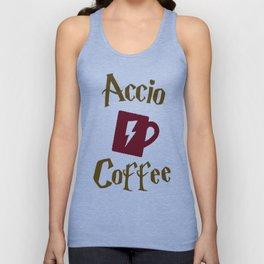 ACCIO COFFEE T-SHIRT Unisex Tank Top