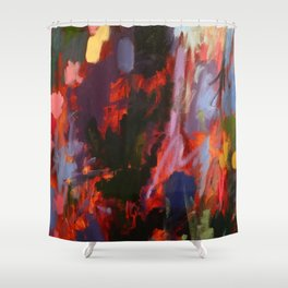 Spark Light 2 Shower Curtain