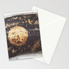 Moonscape Stationery Cards