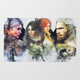 The Witcher 3 Rug