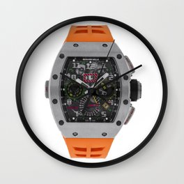 Richard Mille 11-02 Titanium Flyback Chronograph Dual Time Zone 50MM Watch Wall Clock
