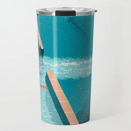 Comfort Zone Travel Mug