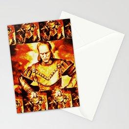 Ghostbuster Vigo Stationery Cards