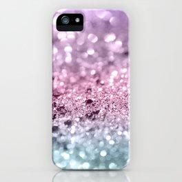 Unicorn Girls Glitter #7 #shiny #pastel #decor #art #society6 iPhone Case