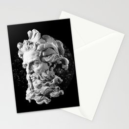 Sculpture Head II Stationery Cards