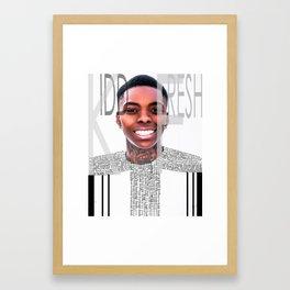 KF Poster 1 Framed Art Print