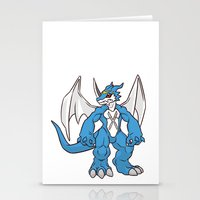 digimon Stationery Cards featuring Di-Di-Digimon! by cartoonjunkie