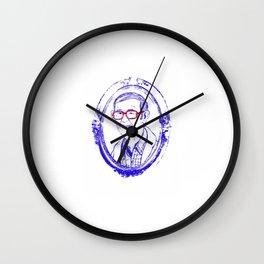 Rich Dunn It Wall Clock
