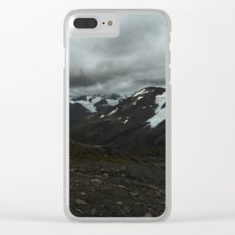 Kenai Fjords National Park, Alaska Clear iPhone Case