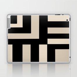 Black and Tan Laptop & iPad Skin