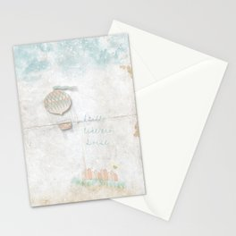Still, like air, I rise. Stationery Cards