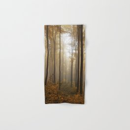Lost in the forest Hand & Bath Towel