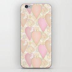 Retro . Valentine's Day . iPhone & iPod Skin