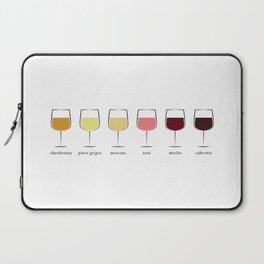 Wine Spectrum Laptop Sleeve