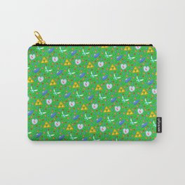 Ocarina of Time Pattern / Legend of Zelda Carry-All Pouch