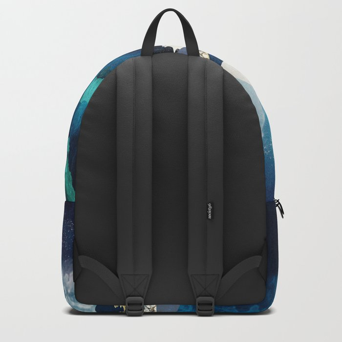 Midnight Water Backpack
