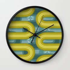 Kelp Wall Clock