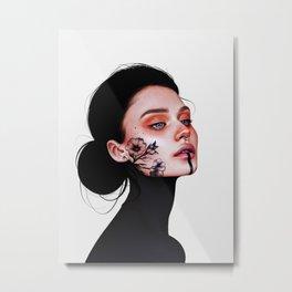 Nicole Metal Print