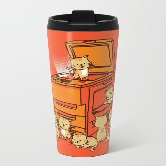 The Original Copycat Metal Travel Mug