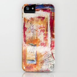 The Good Life, original artwork by Stacey Brown iPhone Case