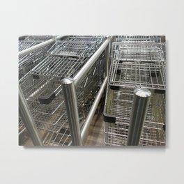 SHOP Metal Print