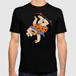 Shred Flintstone T-shirt