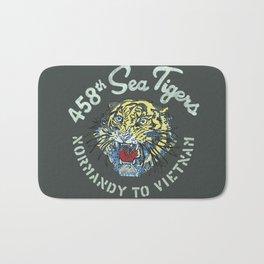 458th Sea Tigers Bath Mat