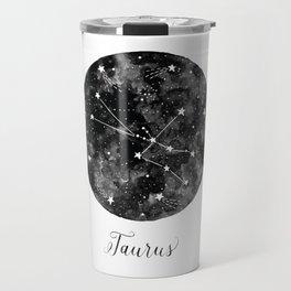 Taurus Constellation Travel Mug