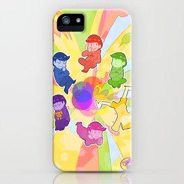 Ososan iPhone Case