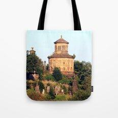 Necropolis glasgow Tote Bag