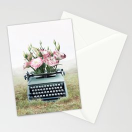 The Poem I Never Wrote II Stationery Cards