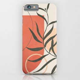 Geometric Modern Art 41 iPhone Case